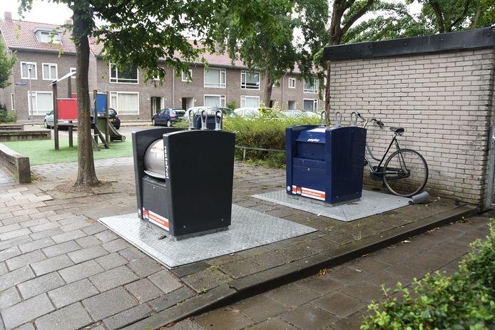 In vergelijking met 2018 is vorig jaar aanzienlijk minder grof vuil gedumpt in de wijk Boschveld.