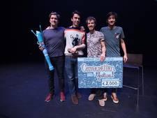 Finalisten camerettenfestival in Nistelrode