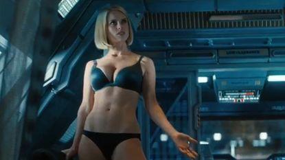 """Producer 'Star Trek' excuseert zich voor """"gratuit"""" naakt in film"""