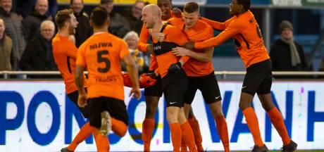 HHC scoort niet op bezoek bij De Treffers, Staphorst debuteert met zege