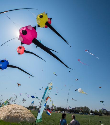 Vliegeren in Vroomshoop