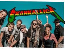 Skankalicca mengt tijdens de Zwarte Cross metal met ska tot een dansbare cocktail