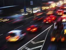 Drukke avondspits start vroeg, verkeer loopt vast rond Den Bosch