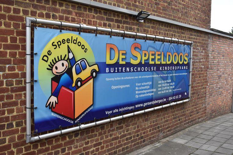 BKO De Speeldoos is getroffen door een besmettelijke huidziekte.