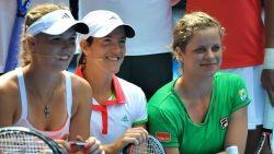 """Justine Henin: """"Na zoveel jaren is de explosiviteit van Kim Clijsters een groot vraagteken"""""""