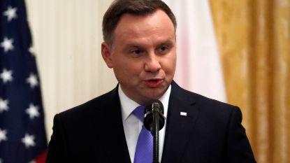 Poolse president benoemt tien nieuwe rechters ondanks kritiek van Europa
