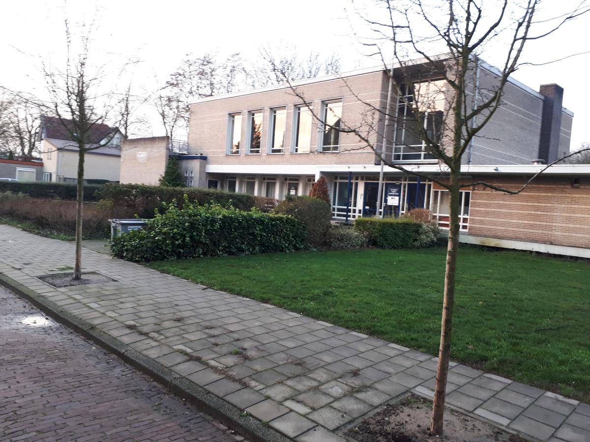 De voormalige Rijkskweekschool aan de Paul Krugerstraat.