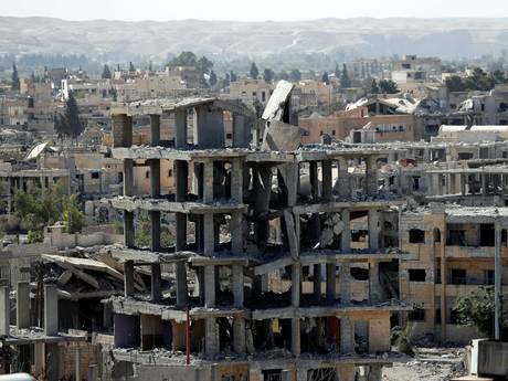 'Nederlandse IS'ers omgekomen bij herovering Raqqa'