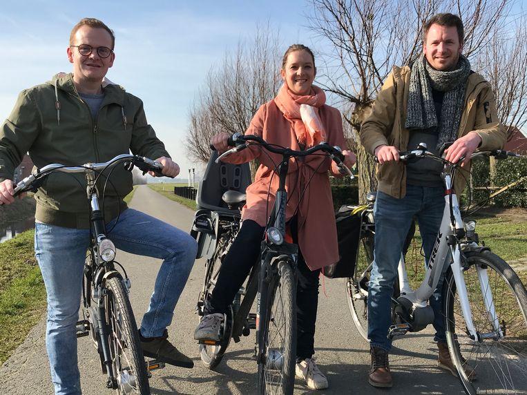 CD&V Lievegem hoopt dat veel politici de sjaal en dikke trui uit de kast halen.