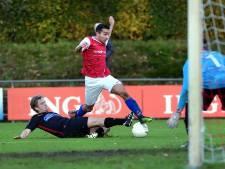 Zevental FC Bergen krijgt dertien goals tegen, Hoeven winnaar van het weekend