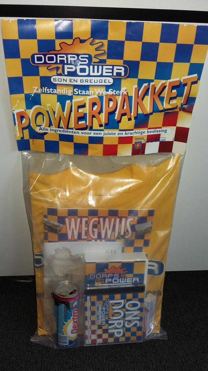 Een powerpakket.