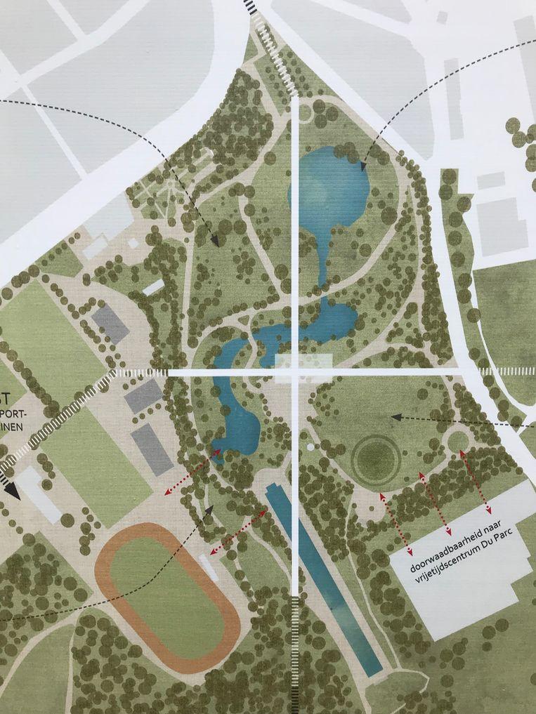 Op het event van over.morgen in het stadspark werden enkele alternatieven voor Het Melkhuisje voorgesteld.