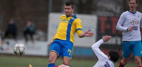 Donderdag twee achtste finales in Achterhoek Cup