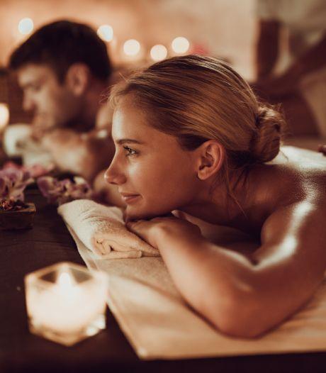 Saint-Valentin: on a testé un moment de détente en amoureux aux Thermes de Grimbergen