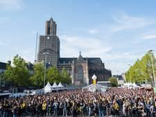 FOTOSERIE | Zo werd de bekerfinale in Arnhem beleefd