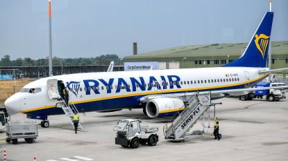 Meer dan honderd Ryanairvluchten geschrapt door staking