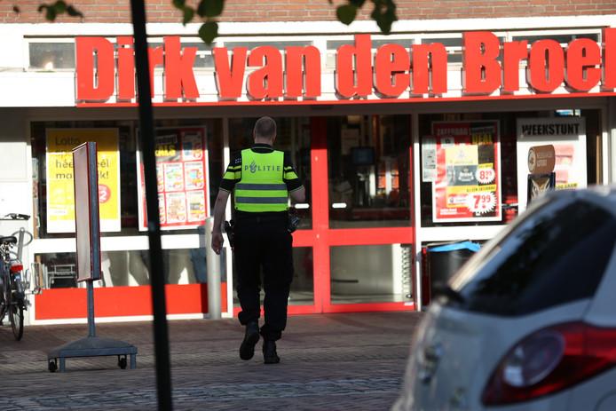Gewapende overval op Dirk van den Broek in Oud Gastel.