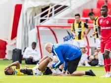 Klap voor Vitesse: Chelsea-huurling Musonda maanden uit de roulatie