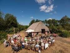 Hagenpreek Herman Pleij in Markelo: 'Geluk is niet te koop, het overkomt je'