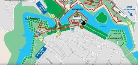 Vestingcross 2019: tips voor de duizenden toeschouwers