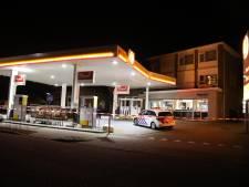 Drie mannen met bivakmutsen plegen gewapende overval op tankstation Berghem