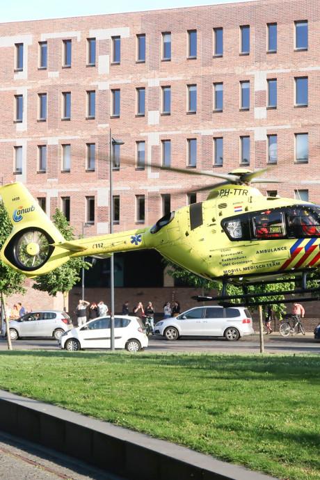 NS-medewerker stopt bloeding van neergestoken man bij station Breda: 'In wat voor wereld leven wij?'