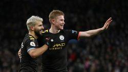 LIVE. Speelt De Bruyne weer een belangrijke rol bij City tegen Crystal Palace?