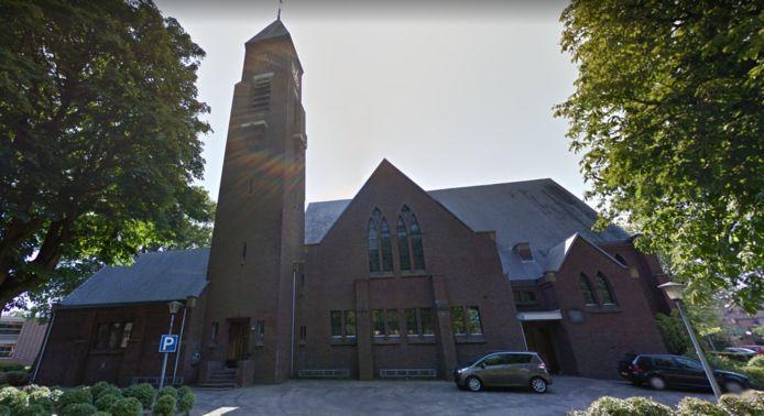 De nieuwe kerk in Huizen, foto ter illustratie