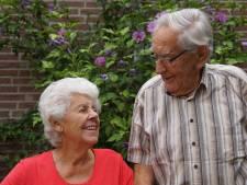 Diamanten bruidspaar: Samen al 90 jaar op 't Everse