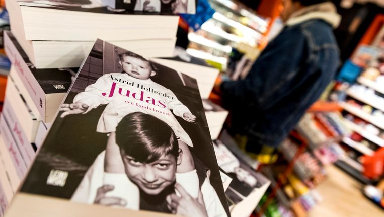 Het boek Judas van Astrid Holleeder Beeld anp