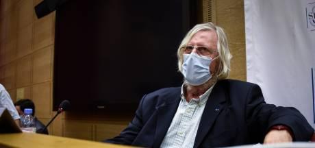 """""""Il y a une dramatisation"""": le professeur Raoult regrette une """"terreur généralisée"""""""