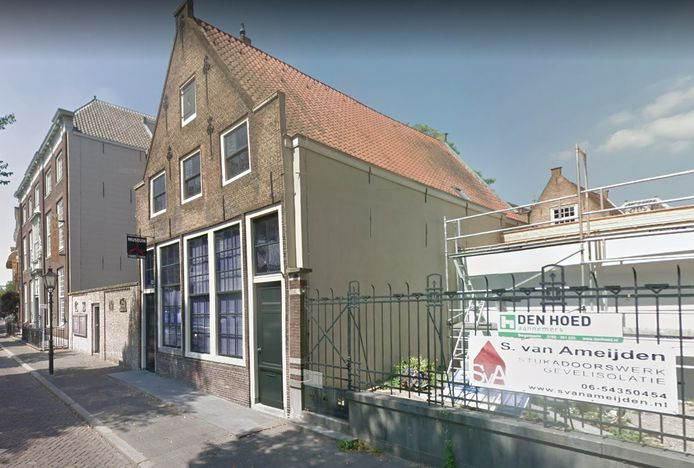 Museum 1940-1945 in Dordrecht.