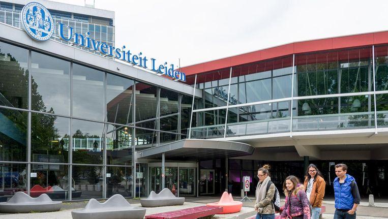 De Universiteit Leiden Beeld anp