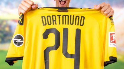 """Meunier: """"Borussia voetbalt zoals ik wil spelen, intens en authentiek"""""""