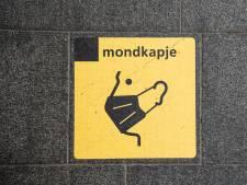 Het was de dag na Ruttes 'dringende advies'. Het mondkapje zat nog niet in mijn systeem