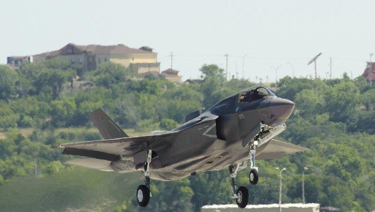 Joint Strike Fighter Beeld epa