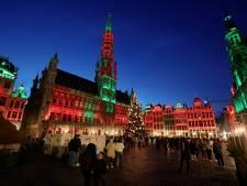 La police appelée pour gérer le flux de personnes sur la Grand Place de Bruxelles