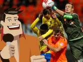 Quiz   Voor welke eerste divisieclub speelde Johan Derksen de meeste wedstrijden?