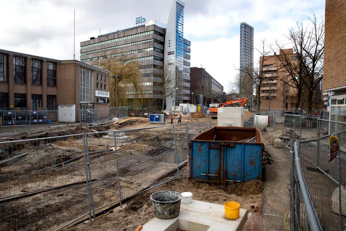 Werkzaamheden Vestdijk Eindhoven