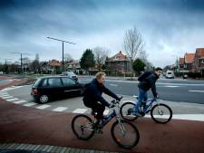 Buurt jubelt over nieuwe kruising Oranjelaan en Bankastraat: gelukkig geen rijen auto's meer