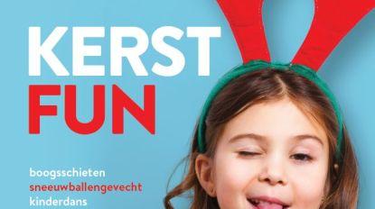 Tweedaags kinderfestival in sporthal Beverlo