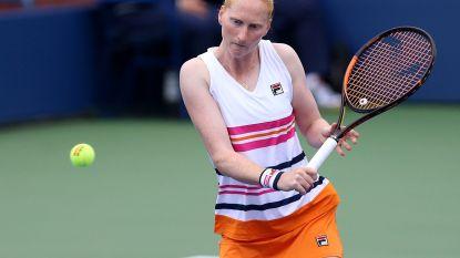 Mertens plaatst zich met Sabalenka voor nieuwe dubbelfinale - Van Uytvanck mag gooi doen naar vijfde WTA-titel