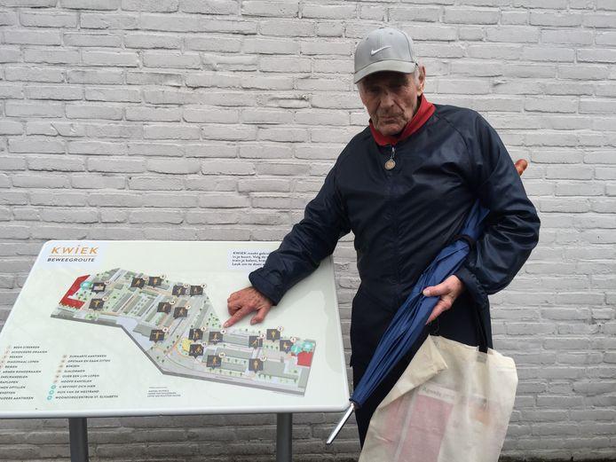 Kwiekroute in Roosendaal
