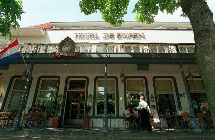 Hotel De Swaen is een begrip in Oisterwijk.