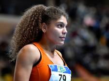 Hoogspringster Manon Schoop pakt brons op NK, maar had zo graag hoger gewild