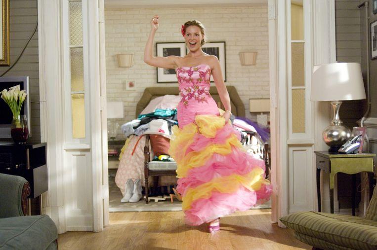 '27 Dresses' speelt vanavond op VTM.