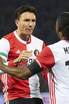 Berghuis kritisch: 'Feyenoord heeft nog lange weg te gaan'