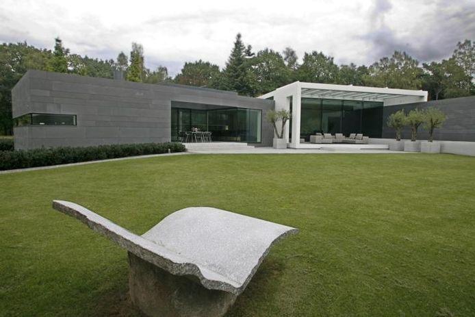 Villa de Mast heeft de WzNB/Mooi Brabant Welstandsprijs gewonnen. Het pand won in de categorie particuliere woningbouw. foto Jurriaan Balke