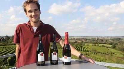 West-Vlaams label voor wijnen uit Heuvelland