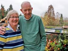 Na een valse start in Groningen nu zestig jaar getrouwd en gelukkig in Haaksbergen